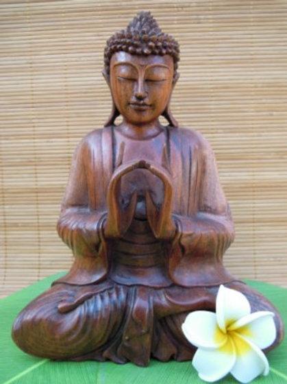 Sculpture du Bouddha