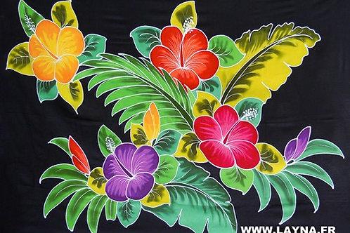 Paréo de Bali (Fabriqué main)