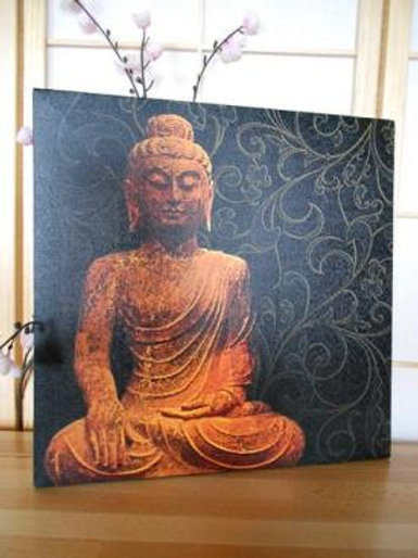 Toile Bouddha