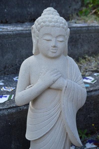 Statue Bouddha 50cm