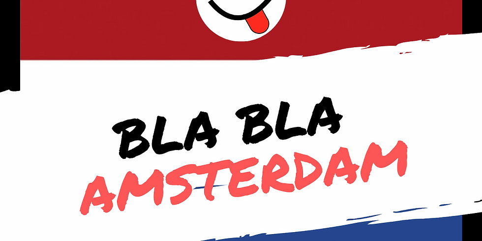 Amsterdam BlaBla Language Exchange