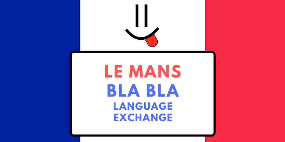 Le Mans BlaBla Language Exchange