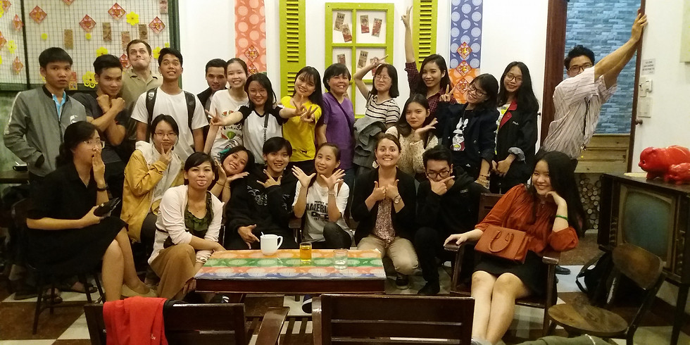 Yangon BlaBla Language Exchange (Free Event) (1)