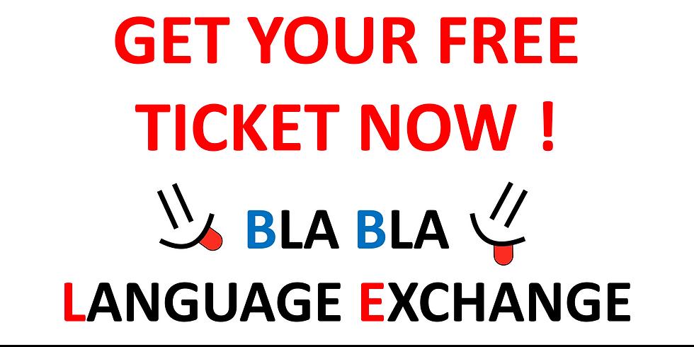 Dublin BlaBla Language Exchange (Free Event)