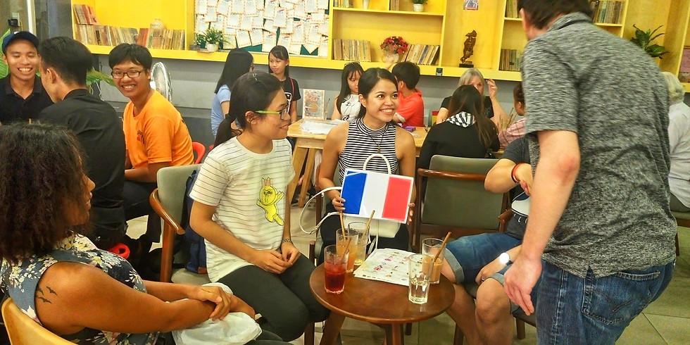 Da Nang BlaBla Language Exchange (Free Event)