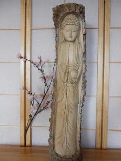 Grand Bouddha dans l'arbre