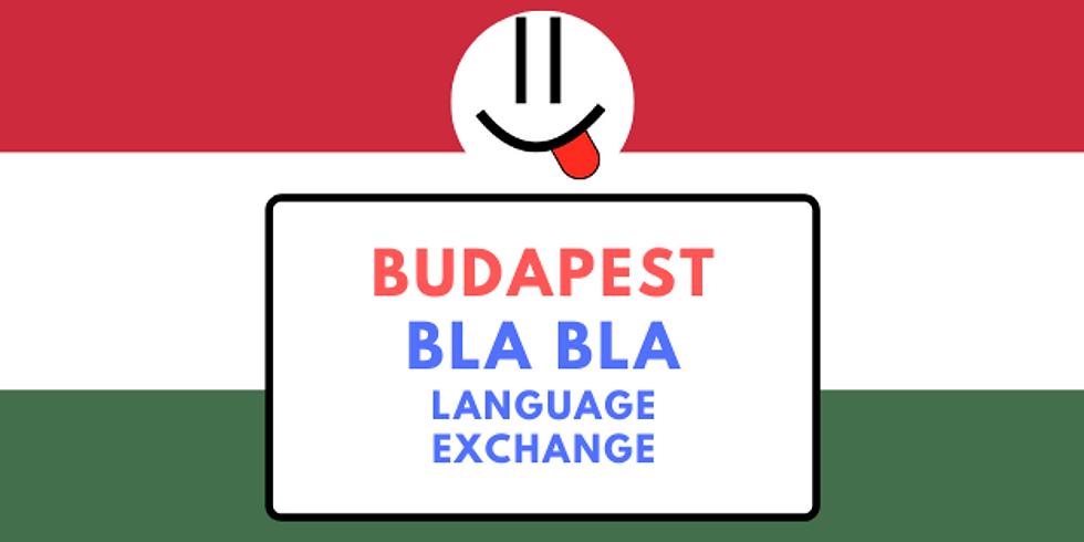 Budapest BlaBla Language Exchange