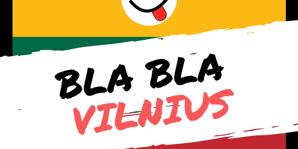 Vilnius BlaBla Language Exchange
