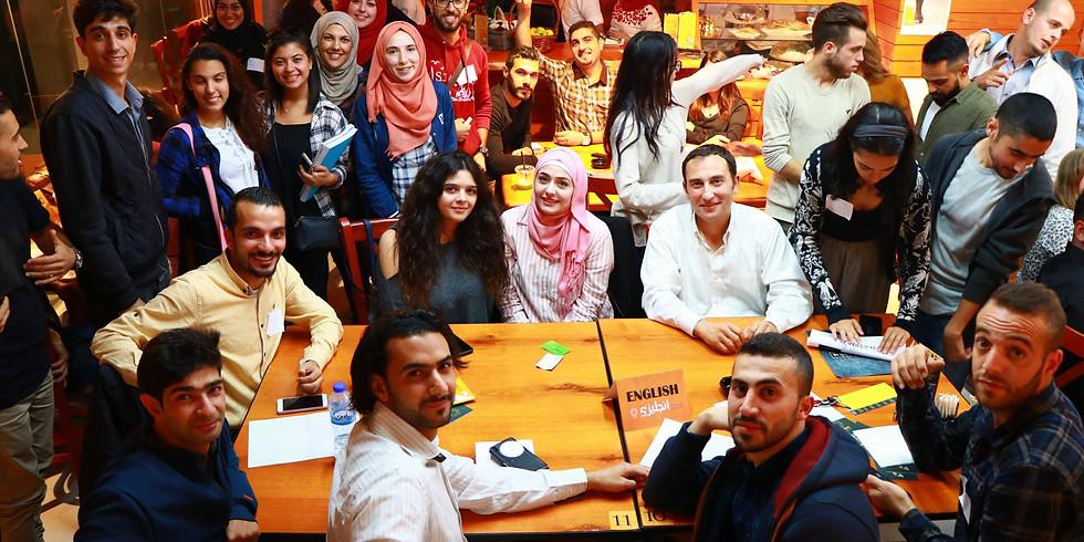 Ramallah BlaBla Language Exchange (Free Event)