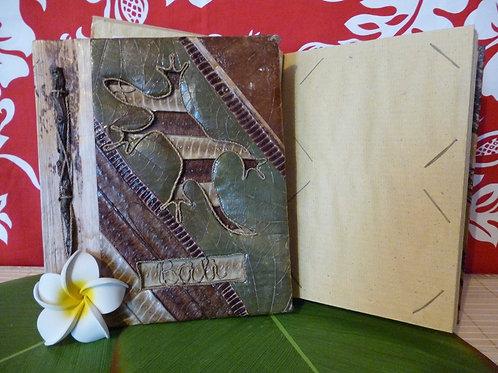 """Album photo naturel """"Gecko Bali"""""""