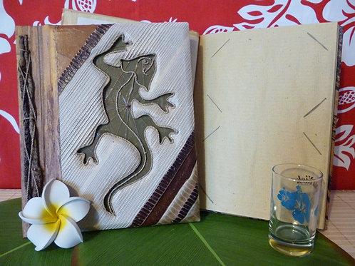 "Album photo naturel ""Gecko danse"""