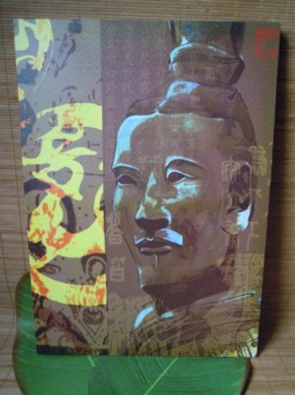 🇨🇳 Toile soldat de Xi'an