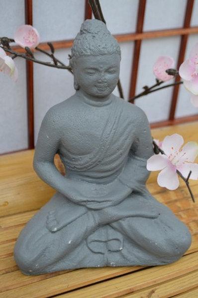 Statuette Bouddha (repeinte)