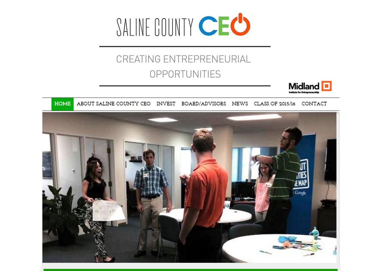 Saline County CEO