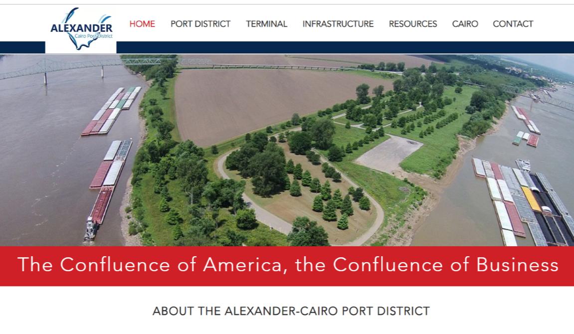 Alexander- Cairo Port District