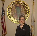 City Clerk Shelly Huggins