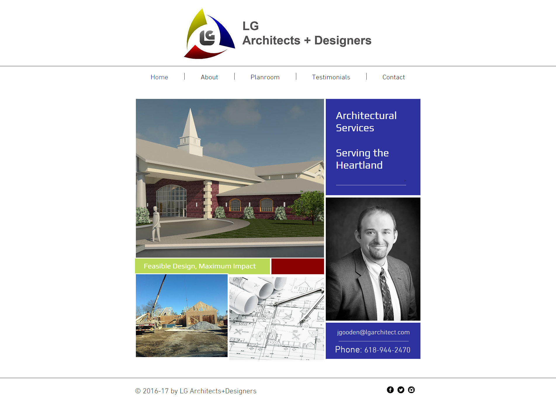 LG Architects Designers  Herrin  Illinois