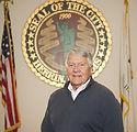 Treasurer Carl Goodwin