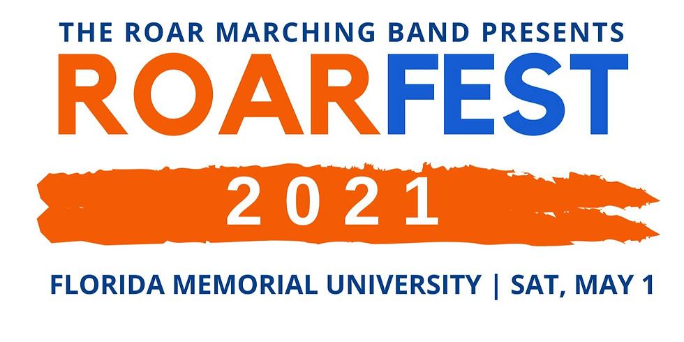 FMU The ROAR presents ROARFEST 2021