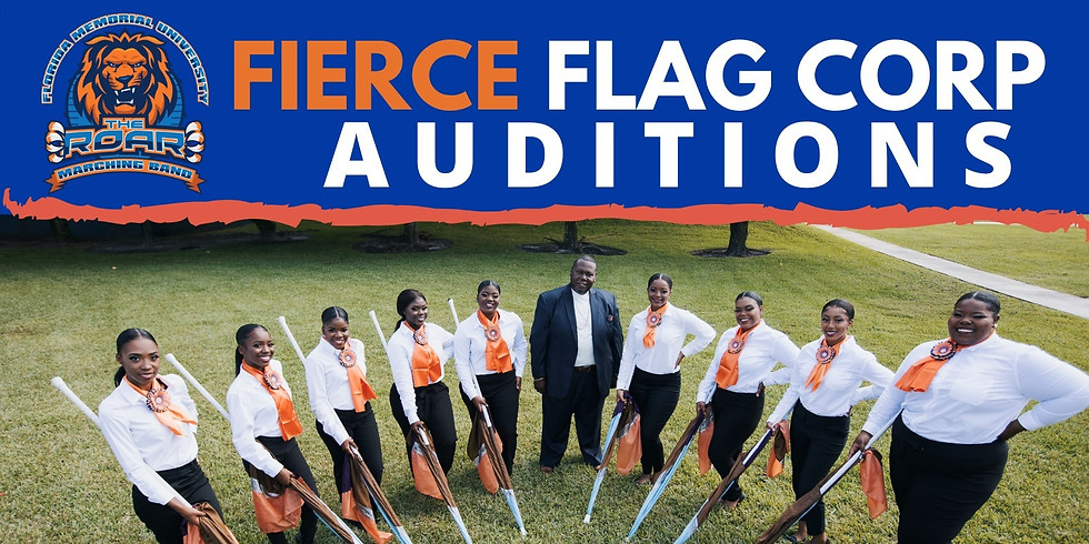 FIERCE FLAG CORP AUDITIONS