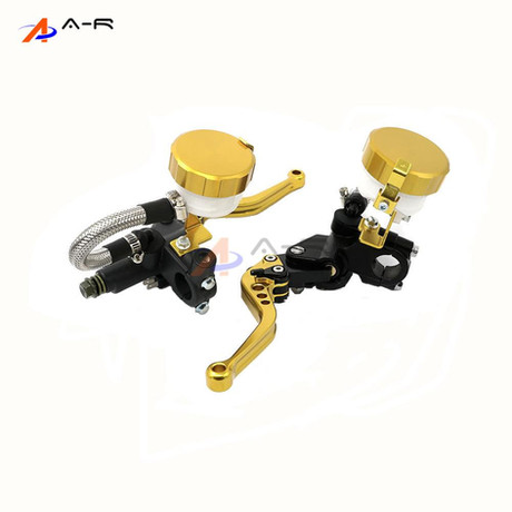 Twin Hand Brake Systems