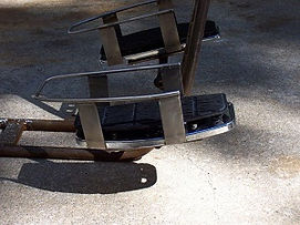 Foot Cages For Motorcycles