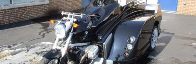 Wheelchair Motorcycle For Sale