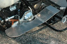 Motorcycle Extra Wide Floorboards