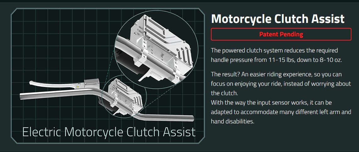 Motorcycle Clutch Assist