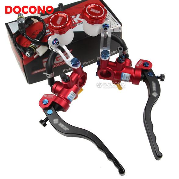 Docono Dual Auxillary Braking Systems