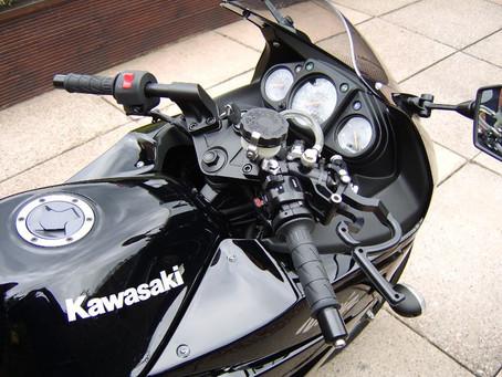 handicap motorcycle hand controls