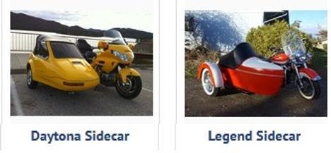 Champion Trikes Sidecars