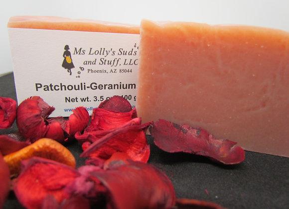 Patchouli-Geranium