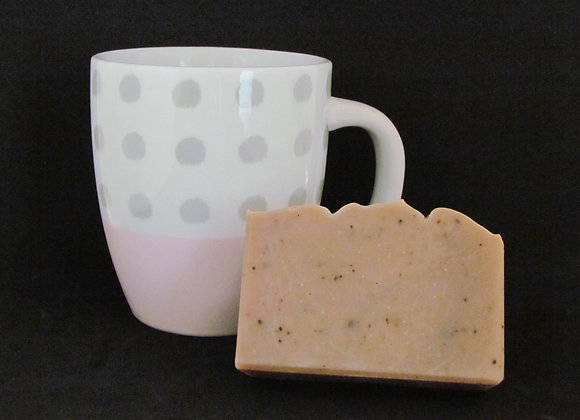 Mocha Latte Coffee Soap