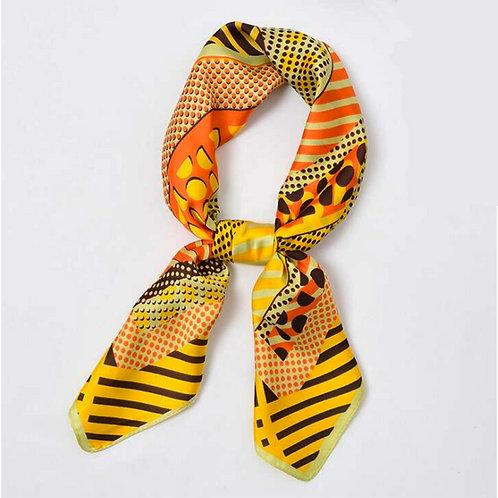 Pañuelo Yellow & Orange