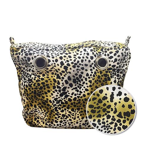 Interior MINI -Yellow Leopard