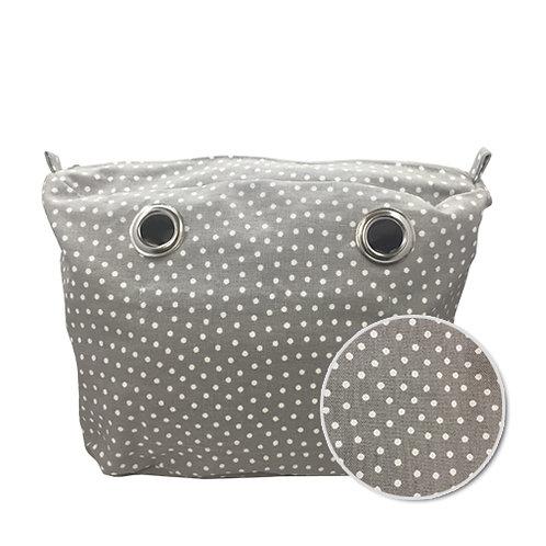 Interior MINI - Grey Dots