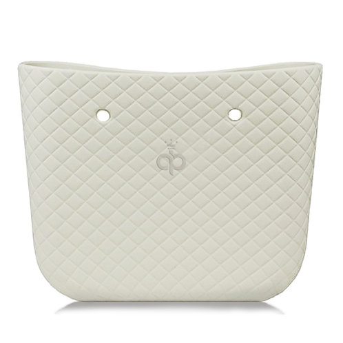 Body MINI - Ivory Quilted
