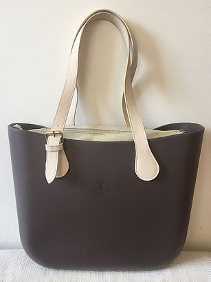 Cartera All Brown