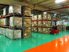 New Racking Supplier Added