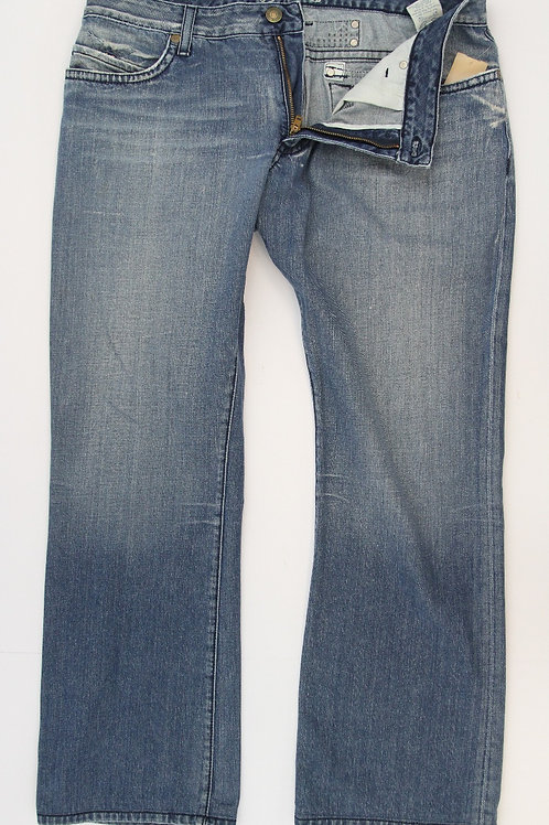 Robin's Jeans Denim Made in USA, Zip Fly 38 x 32