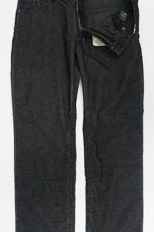 Halsey Black Jeans Mini Corduroy