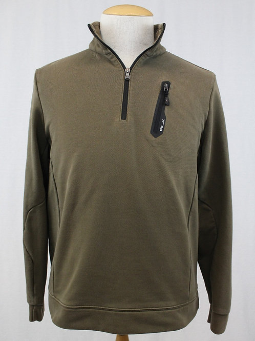 RXL-Ralph Lauren 1/4 Zip Pullover XL