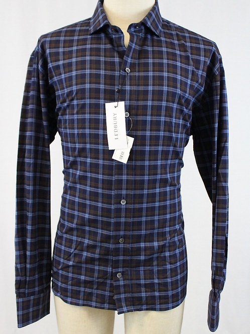 Ledbury Navy w/Blue Plaid XXL