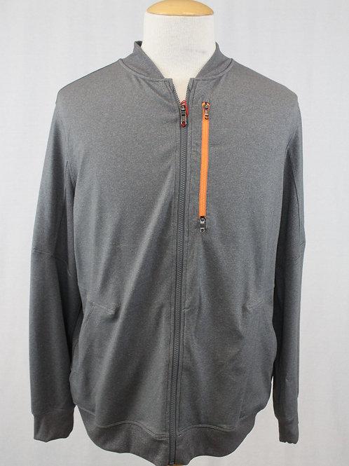Lululemon Athletica Track Jacket w/Orange Highlights XL
