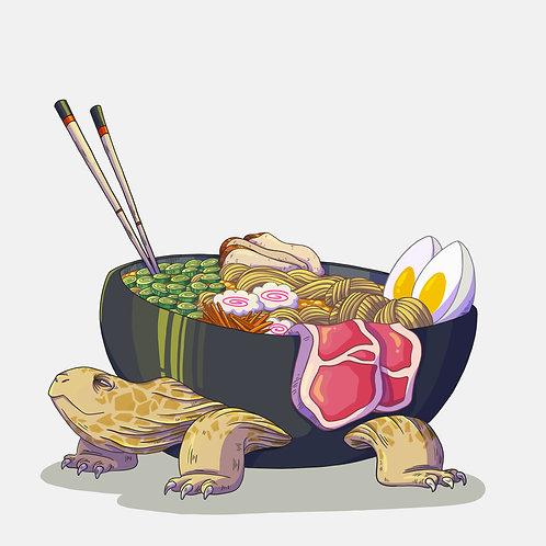 Ramen Tortoise