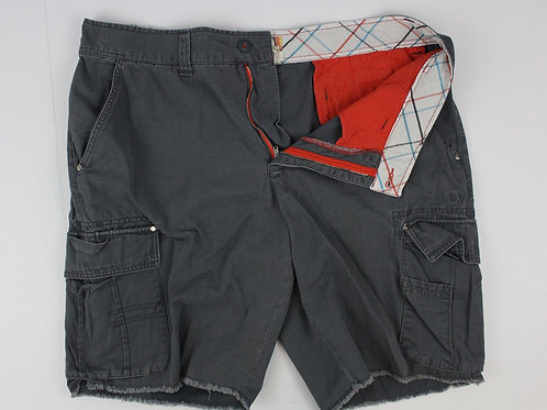 Ocean Pacific Grey Cargo Shorts 42
