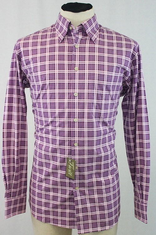Scott Barber Pink Long Sleeve Medium