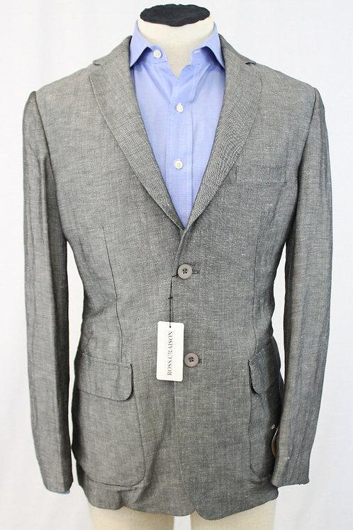 Ross Graison Grey 2 Button Front 42 Regular