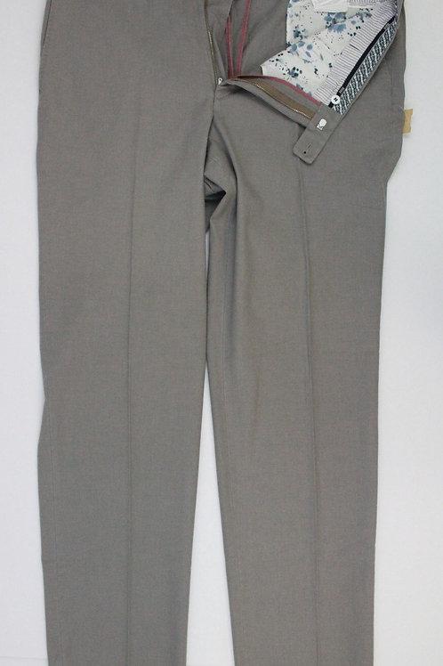 Hilti Grey Flat Front Slacks 42 x 34